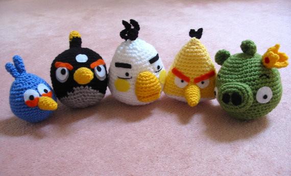 Angry Birds в офлайне: 20 живых примеров. Изображение № 8.