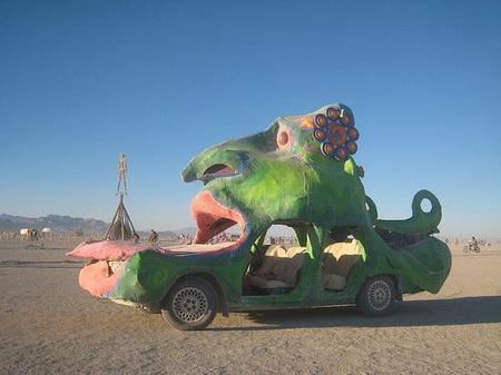 """Фестиваль """"Burning Man! """" вНеваде. Изображение № 24."""