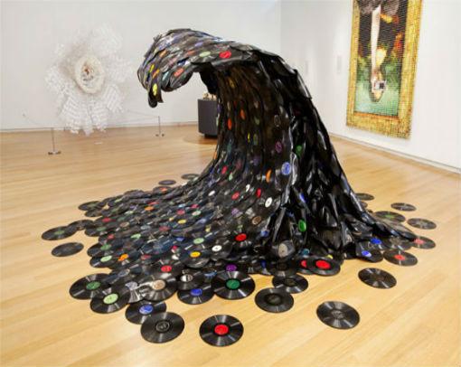 Искусство где-то рядом: 10 художников, работающих с предметами быта. Изображение № 4.