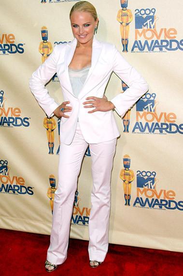 Наряды сMTV Movie Awards 2009. Изображение № 39.