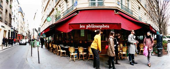 Изображение 15. Парижские кафе.. Изображение № 17.