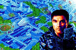 Одной строкой: Видеоигры Тимоти Лири, новый павильон Захи Хадид и неоновые инсталляции. Изображение № 1.
