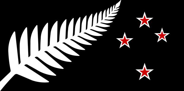 Новая Зеландия показала 40вариантов нового флага. Изображение № 20.