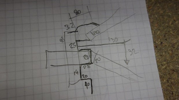 Энтузиаст собрал дрон в виде истребителя X-Wing. Изображение № 2.