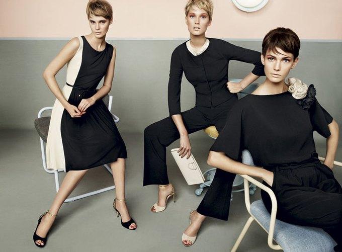 Max Mara, Prada и другие марки выпустили новые кампании. Изображение № 58.