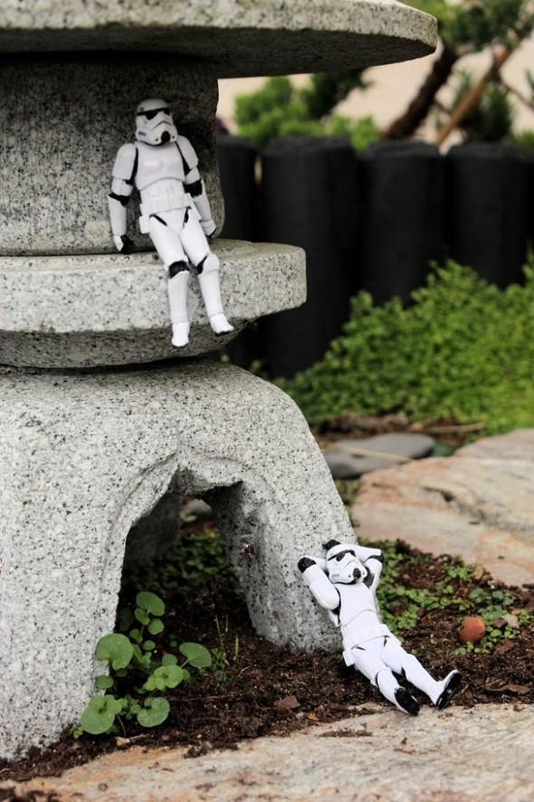 Stormtroopers dayoff. Изображение № 16.