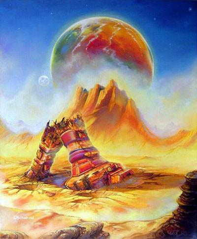 Вселенная Сергея Крайнева. Изображение № 1.