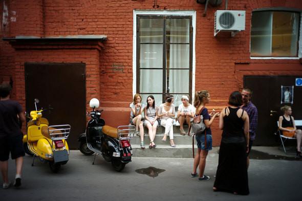 Изображение 22. Меловой круг Москвы.. Изображение № 31.
