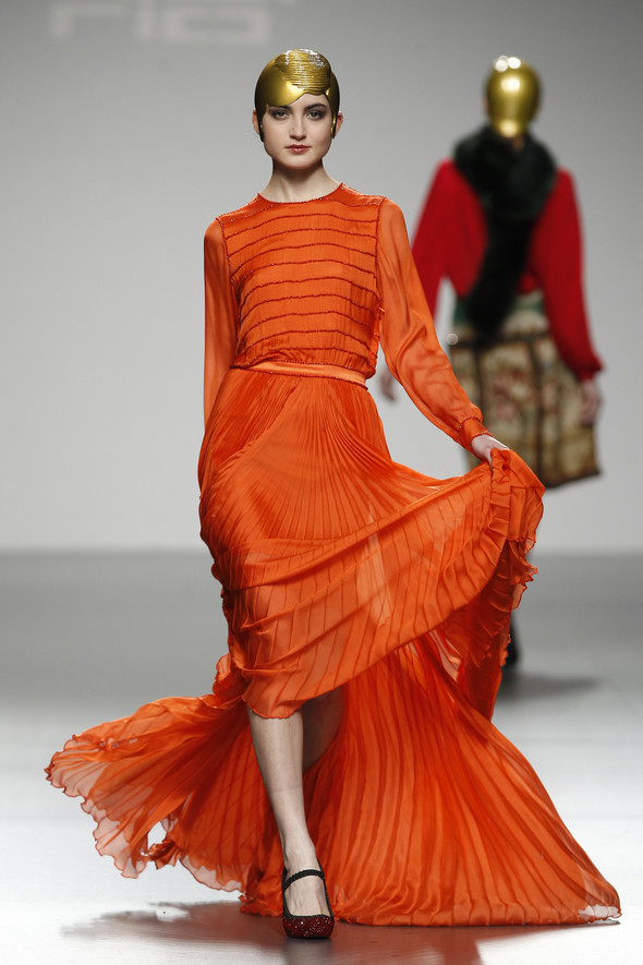 Madrid Fashion Week A/W 2012: David del Rio. Изображение № 19.