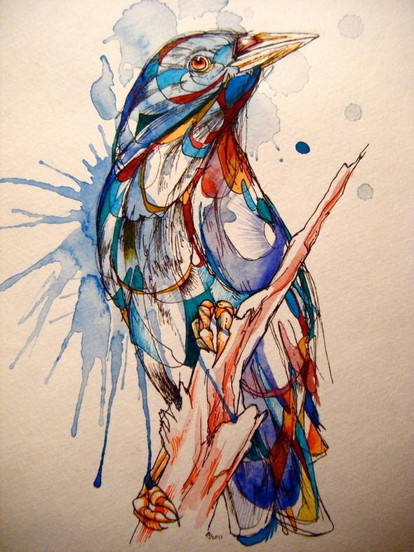 Птицы Abby Diamond. Изображение № 2.