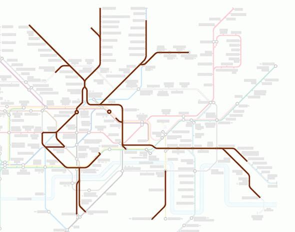 Осторожно! Звери в лондонском метро!. Изображение № 16.