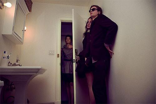 Необычные фэшн-фотографии Тома Хайнса. Изображение № 5.