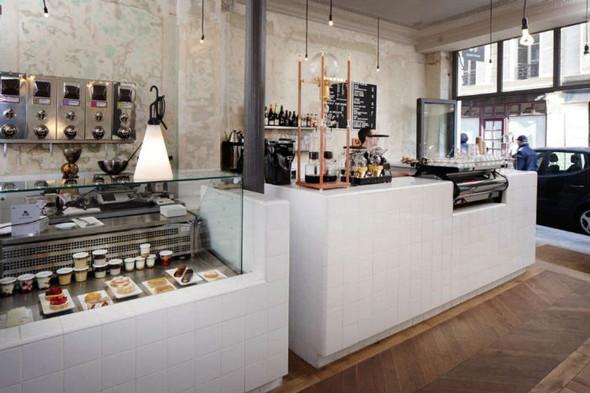На скорую руку: Фаст-фуды и недорогие кафе 2011 года. Изображение № 56.