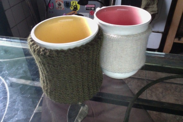 Fall in knitting. Изображение № 6.