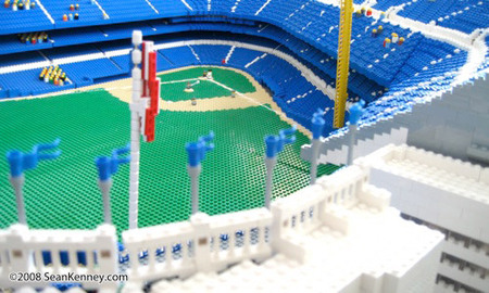 Lego Yankee Stadium. Изображение № 2.