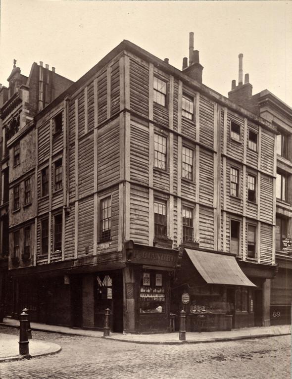 Призраки старого Лондона. Изображение № 20.
