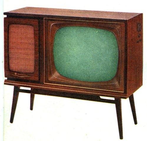 Телевизоры 1960х годов. Изображение № 15.