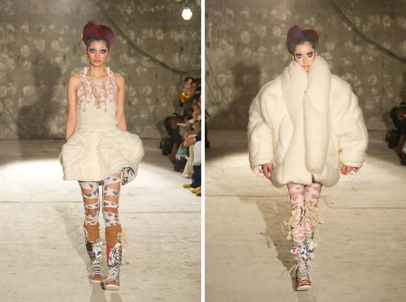 Japan Fashion Week AW 2010 - 2011. Изображение № 30.
