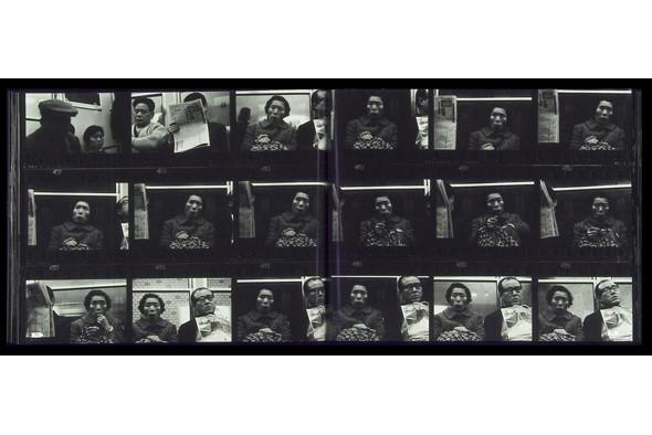 Метрополис: 9 альбомов о подземке в мегаполисах. Изображение № 76.