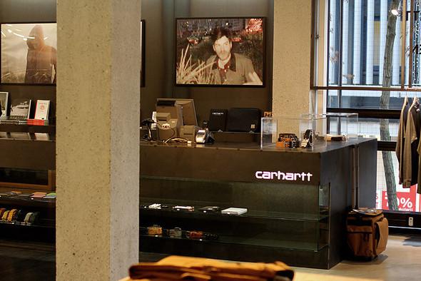 Магазин Carhartt в Мюнхене. Изображение № 14.