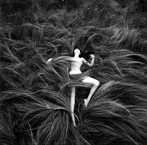 Части тела: Обнаженные женщины на фотографиях 50-60х годов. Изображение № 165.