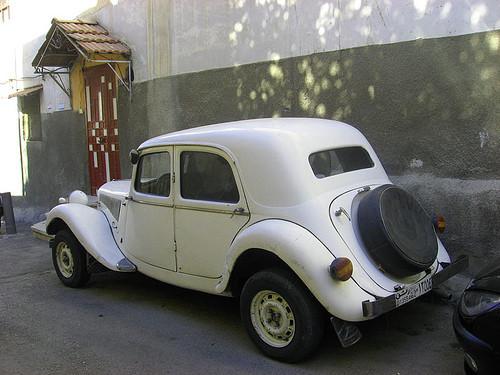 Ретро-автомобили в Сирии. Изображение № 6.