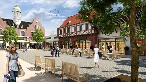 Новый аутлет дизайнерской одежды откроется в Гамбурге . Изображение № 2.