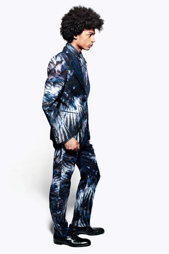 Мужские лукбуки Alexander McQueen, Comme des Garcons, Louis Vuitton и Club Monaco. Изображение № 18.