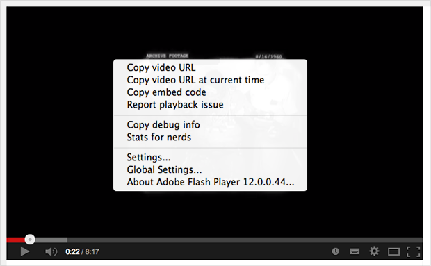 10 незаметных интерфейсных решений компании YouTube. Изображение № 5.
