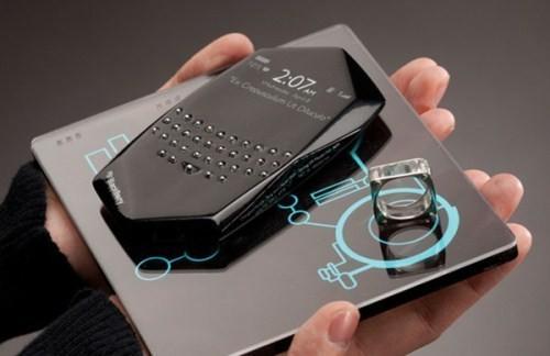 Изображение 4. Концепт телефона Blackberry Empathy.. Изображение № 4.