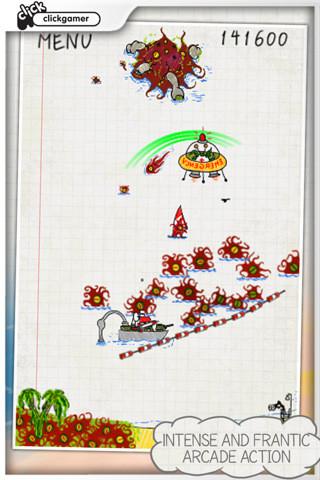 Doodle Invasion. Изображение № 3.
