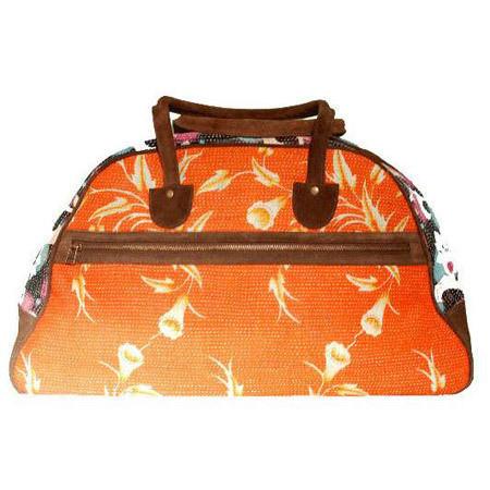 Удачный пример использования upcycling технологий — сумки из сари . Изображение № 19.