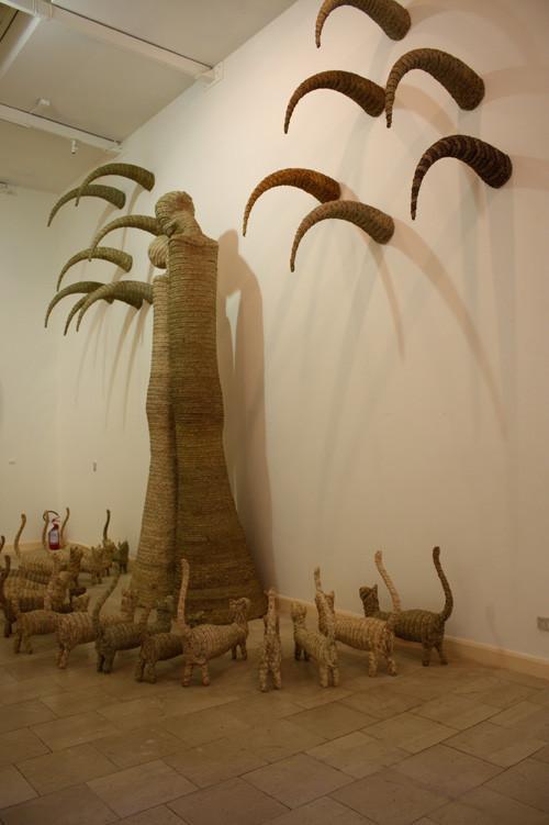 Международная выставка современного исскуства вВенеции. Изображение № 18.