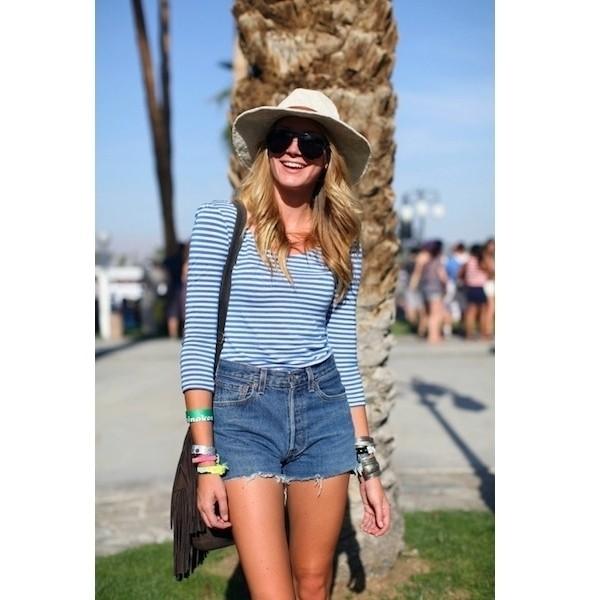 Изображение 26. Coachella: стрит-стайл.. Изображение № 23.
