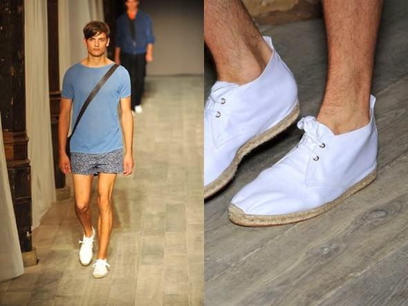 Крестьянская обувь для городских модников. Изображение № 3.