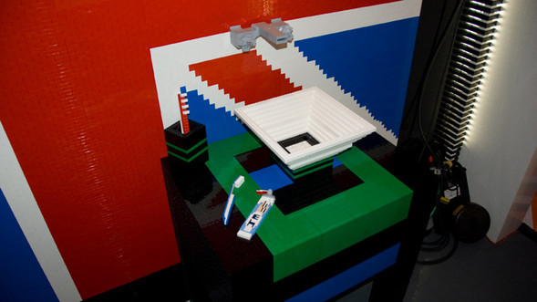 Lego дом. Изображение № 11.