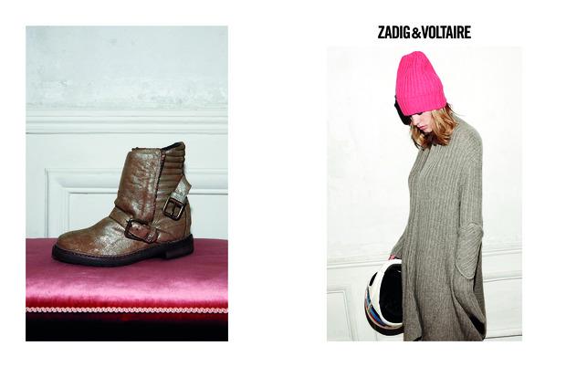 Новая рекламная кампания Zadig&Voltaire. Изображение № 3.
