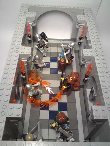 48 креативных LEGO творений. Изображение № 8.