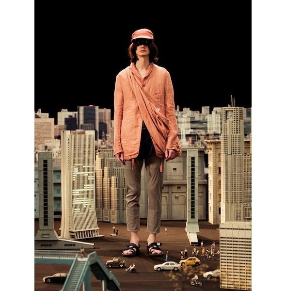 Мужские лукбуки: Alexander McQueen, Burberry и Undercover. Изображение № 62.