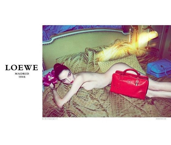 Loewe FW 2011. Изображение № 6.