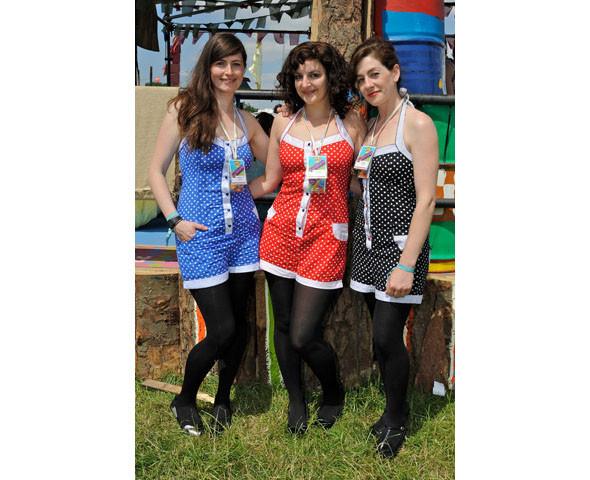Люди на фестивале Glastonbury. Изображение № 16.