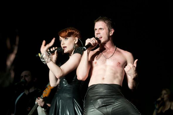 Scissor Sisters отменили выступление на фестивале Red Rocks в Сочи. Изображение № 1.