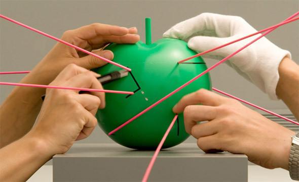 Яблоко знаний. Изображение № 2.