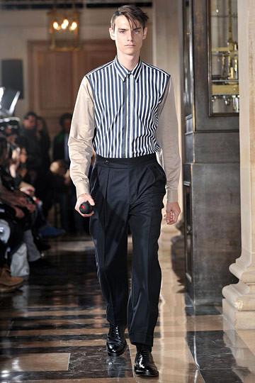 Неделя моды в Париже: мужские показы. Изображение № 62.