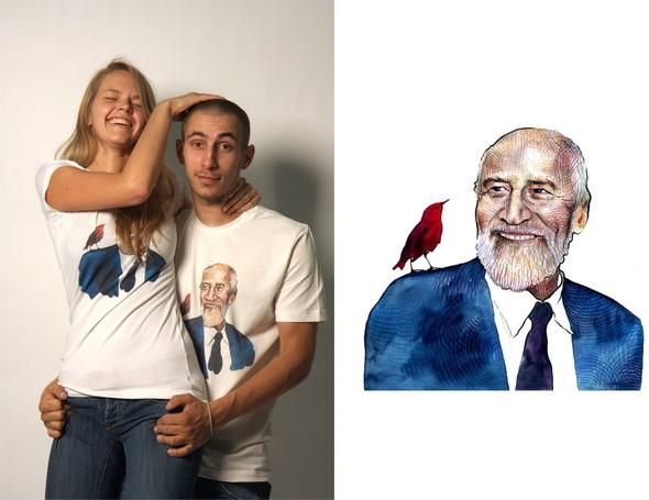 Дизайнерские футболки отT-store. Изображение № 26.