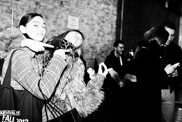 Неделя моды в Нью-Йорке: Репортаж. Изображение №6.