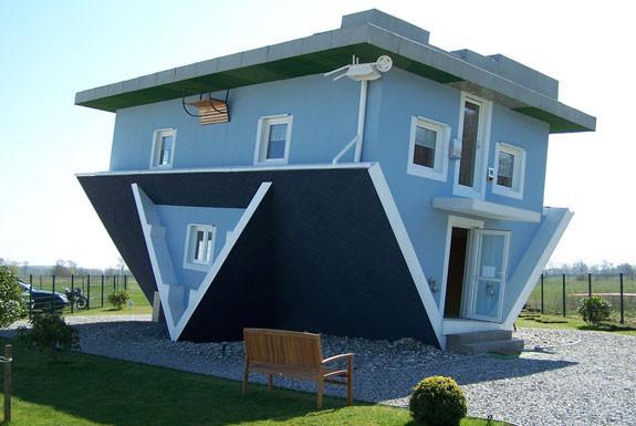 Upside Down Houses. Изображение № 1.