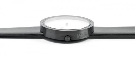 Изображение 4. Часы Ora Lattea от Nava Design.. Изображение № 4.
