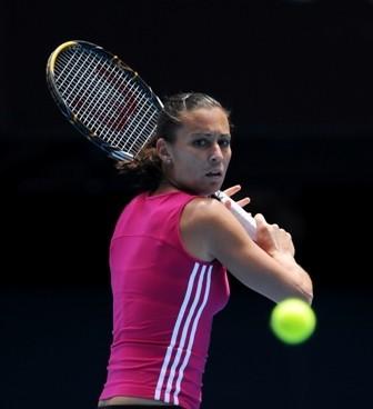 Итальянская теннисистка Флавия Пеннетта. Изображение № 1.