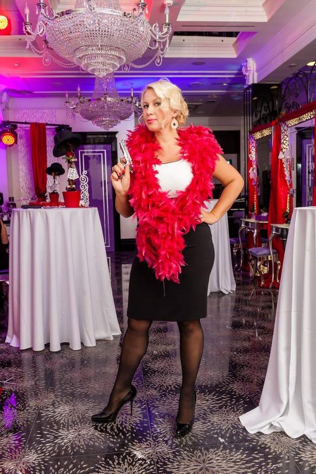 Вечеринка в стиле CHICAGO 30х в салоне красоты GLENT. Изображение № 8.